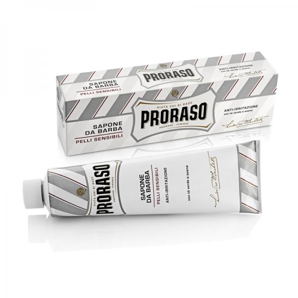 PRORASO Rasiercreme 150ml - für sensible Haut - Tube