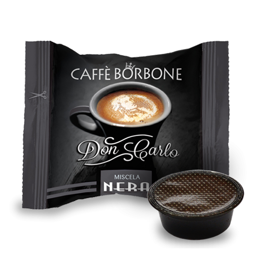 Caffé Borbone 100 Nero Don Carlo