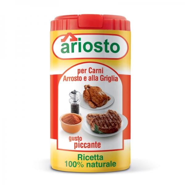 Ariosto Gewürzsalz - Grillmischung scharf - 80 g