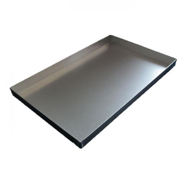 Backblech Rechteckig Alu 55 x 35 cm