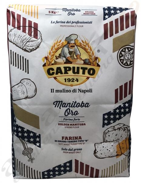 Molino Caputo - Manitoba Oro 5kg