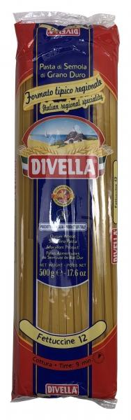 Divella Fettucce / Fettuccine Nr.12 - 500g