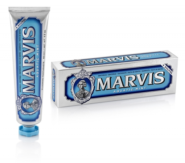 Marvis Aquatic Mint Zahncreme - 75ml
